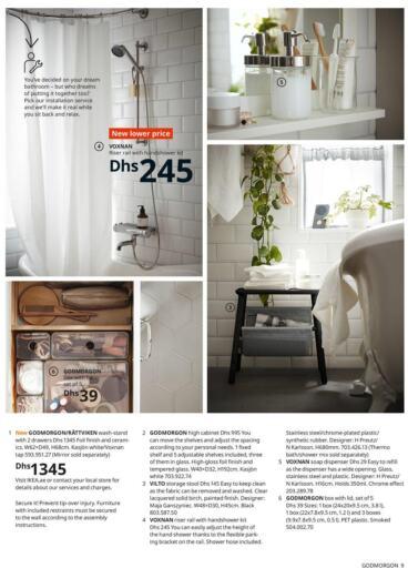 Bathrooms Catalogue 2021