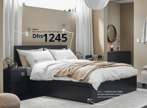 Bedroom Catalogue 2021