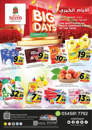 UAE - Dubai Nesto Hypermarket offers in D4D Online. Umm Al Quwwain. . Till 01st September