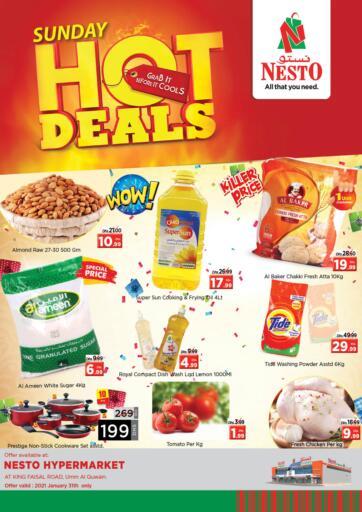 UAE - Umm al Quwain Nesto Hypermarket offers in D4D Online. Umm Al Quwain. . Only on 31st January