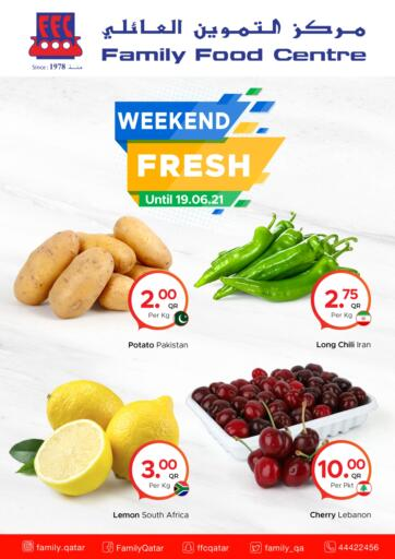 Qatar - Al-Shahaniya Family Food Centre offers in D4D Online. Weekend fresh at Family Food Centre.. Weekend fresh  Offers Are Available At Family Food Centre. Offers Are Valid Till  19th June Enjoy Shopping!!. Till 19th June