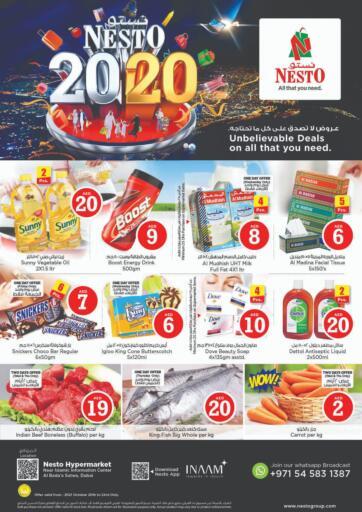 UAE - Dubai Nesto Hypermarket offers in D4D Online. Al Bada'a satwa Dubai. . Till 23rd October