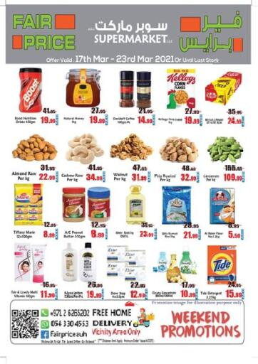 UAE - Abu Dhabi Fair Price Supermarket LLC offers in D4D Online. Weekend Promotions. . Till 23rd March