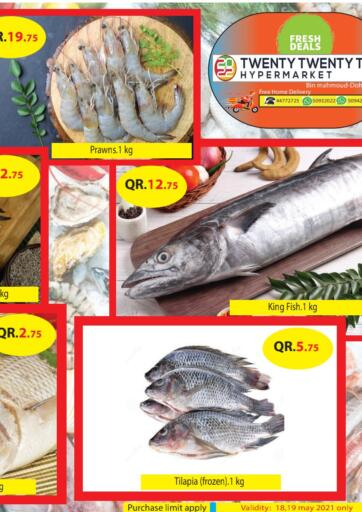 Qatar - Al-Shahaniya Twenty TwentyTwo offers in D4D Online. Fresh Deals. . Till 19th May
