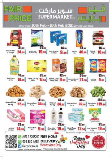 UAE - Abu Dhabi Fair Price Supermarket LLC offers in D4D Online. Valentines Day Special Offer. . Till 16th February
