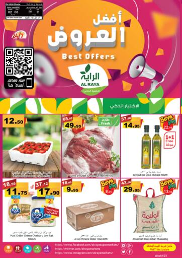 KSA, Saudi Arabia, Saudi - Abha Al Raya offers in D4D Online. Best Offers. Now you can get your products from your favorite brands during the 'Best Offers' at Al Raya Store. This offer is only valid Till 8th June 2021.. Till 8th June