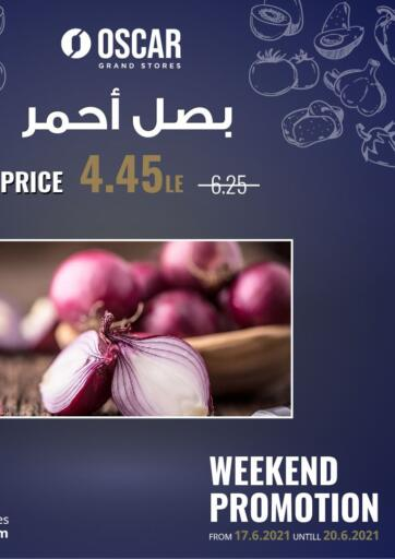 Egypt - Cairo Oscar Grand Stores  offers in D4D Online. Weekend Promotion. . Till 20th June