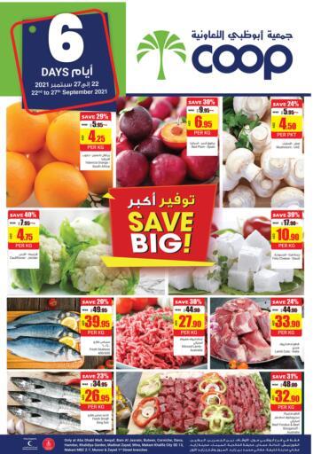 UAE - Abu Dhabi Abu Dhabi COOP offers in D4D Online. Save Big!. . Till 27th September