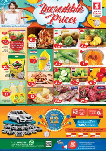 UAE - Dubai Safari Hypermarket  offers in D4D Online. Incredible Prices. . Till 05th January
