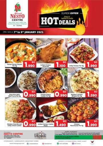 Bahrain NESTO  offers in D4D Online. Hot Deals. . Till 09th January