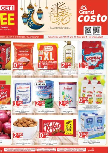 Kuwait Grand Costo offers in D4D Online. Ramadan Offers. . Till 10th May