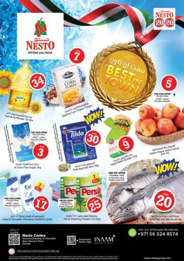 UAE - Fujairah Nesto Hypermarket offers in D4D Online. National Paint, Sharjah. . Till 16th October