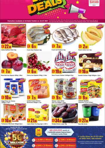 Qatar - Al-Shahaniya Safari Hypermarket offers in D4D Online. Daily Deals. . Only On 26th July