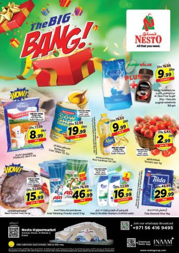 UAE - Sharjah / Ajman Nesto Hypermarket offers in D4D Online. Al Nahda 2, Dubai. . Till 16th October