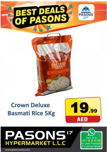UAE - Dubai Pasons Supermarkets & Hypermarkets offers in D4D Online. Best Deals. . Till 15th March