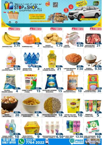 Qatar - Al Rayyan New Stop n Shop @Fereej Bin Omran offers in D4D Online. Weekend Offers. . Till 23rd January