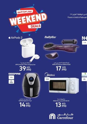 Kuwait Carrefour offers in D4D Online. Weekend Deals. . Till 6th February