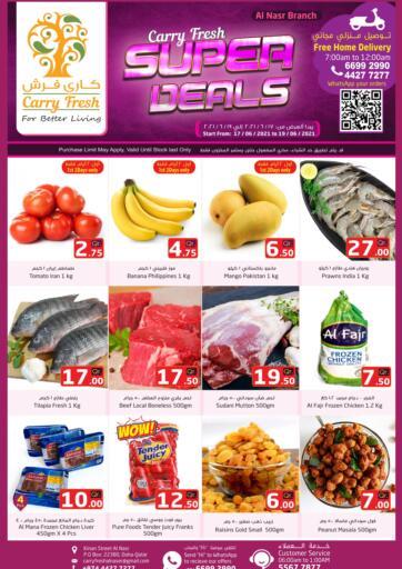 Qatar - Al-Shahaniya Carry Fresh Hypermarket offers in D4D Online. Super Deals. . Till 19th June