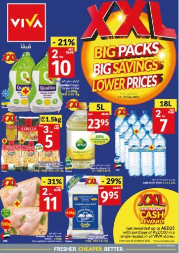 UAE - Dubai Viva Supermarket offers in D4D Online. Lower Prices. . Till 23rd March