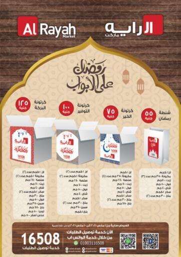 Egypt - Cairo Al Rayah Market   offers in D4D Online. Special Offer. . Till 10th March