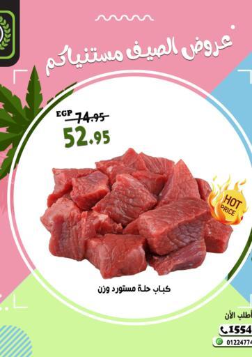 Egypt - Cairo Khair Bladna Market offers in D4D Online. Summer Offers. . Until Stock Last