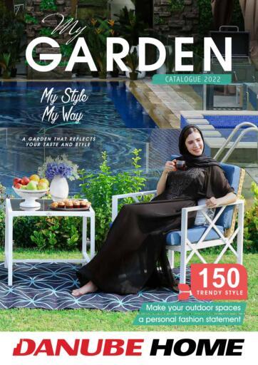 UAE - Fujairah Danube Home offers in D4D Online. My Garden. . Catalogue 2022