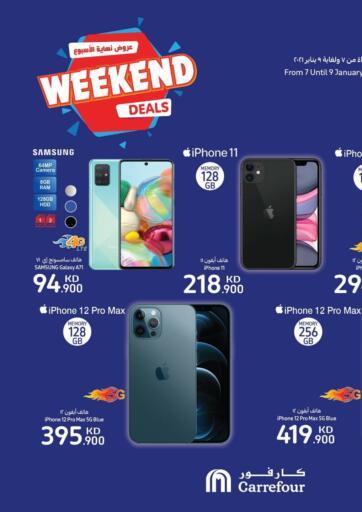 Kuwait Carrefour offers in D4D Online. Weekend Deals. . Till 9th January