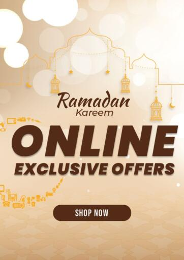 Oman - Muscat Sharaf DG  offers in D4D Online. Ramadan Kareem Online Exclusive Offers. Ramadan Kareem Online Exclusive Offers Is Now Available @ Sharf DG For Selected  Items. GRAB YOURS..!!. Until Stock Last
