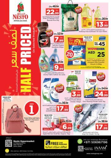 UAE - Sharjah / Ajman Nesto Hypermarket offers in D4D Online. Al Muteena Street, Deira - Dubai. . Till 9th October