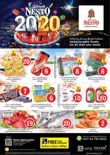 UAE - Dubai Nesto Hypermarket offers in D4D Online. Karama 2 Dubai. . Till 23rd October