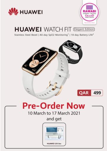 Qatar - Al Wakra Rawabi Hypermarkets offers in D4D Online. Pre-Order Now. Pre-Order Now Offers  Are Available At Rawabi Hypermarkets.Offers Are Valid Till  17th March.  Enjoy! . Till 17th March