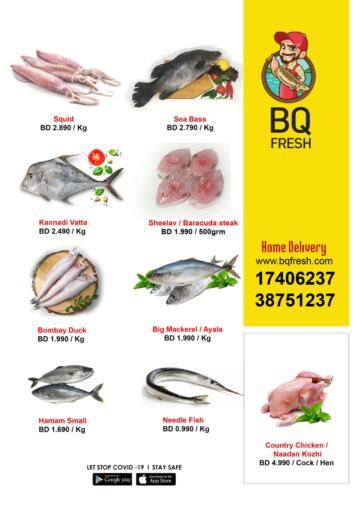 Bahrain BQ Fresh offers in D4D Online. Special Offer. . Till 23rd July