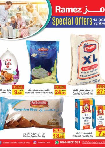UAE - Sharjah / Ajman Aswaq Ramez offers in D4D Online. Special Offers. . Till 19th October