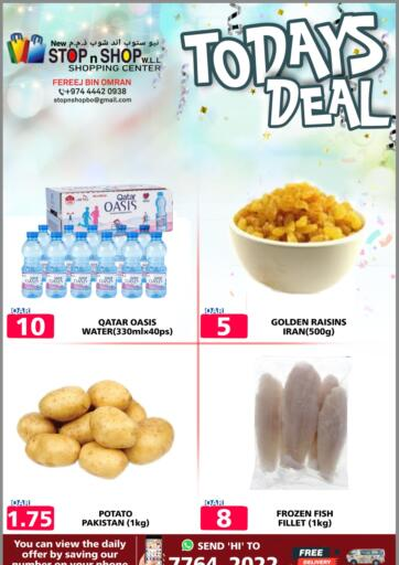 Qatar - Al Rayyan New Stop n Shop @Fereej Bin Omran offers in D4D Online. Todays Deal. . Until Stock Last