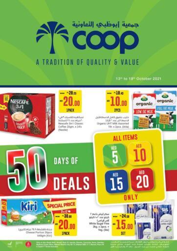 UAE - Abu Dhabi Abu Dhabi COOP offers in D4D Online. 50 Days Of Deals. . Till 19th October