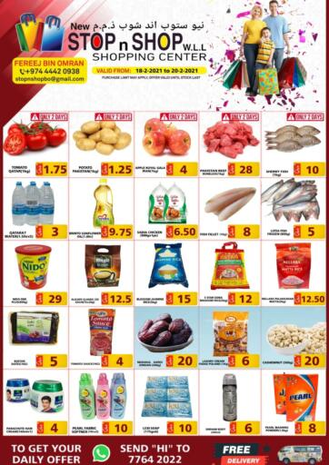 Qatar - Al Rayyan New Stop n Shop @Fereej Bin Omran offers in D4D Online. Special Offer. . Till 20th February