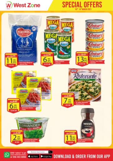 UAE - Abu Dhabi West Zone Supermarket offers in D4D Online. Special Offers. . Till 14th March
