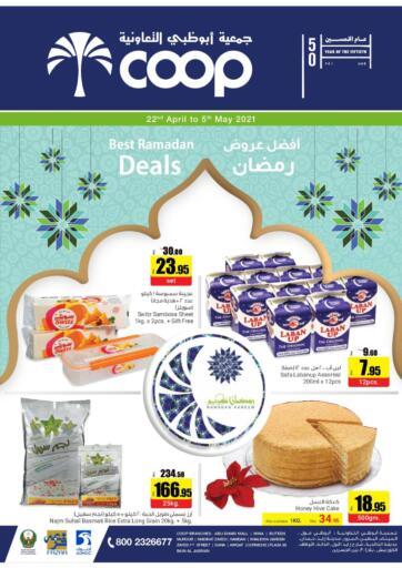 UAE - Al Ain Abu Dhabi COOP offers in D4D Online. Best Ramadan Deals. . Till 5th May