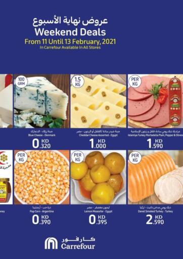 Kuwait Carrefour offers in D4D Online. Weekend Deals. . Till 13th February