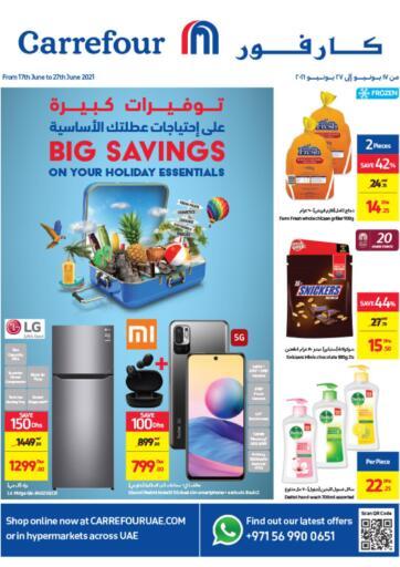 UAE - Dubai Carrefour UAE offers in D4D Online. Big Savings. . Till 27th June