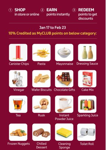 Qatar - Al Wakra Carrefour offers in D4D Online. My Club Offer. My Club Offer Are Available At Carrefour.  Offers Are Valid Till 23rd February .Hurry Up! Enjoy Shopping!!!!. Till 23rd February