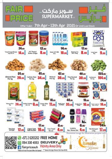 UAE - Abu Dhabi Fair Price Supermarket LLC offers in D4D Online. Ramadan Kareem. . Till 13th April