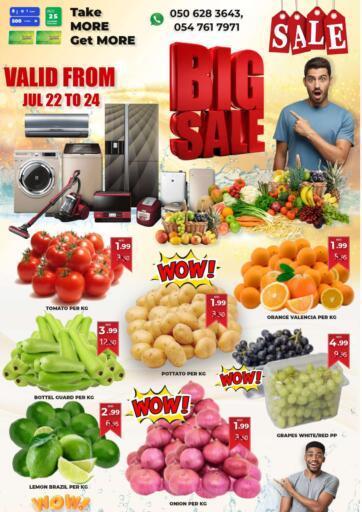 UAE - Sharjah / Ajman Palm Centre LLC offers in D4D Online. Big Sale. . Till 24th July