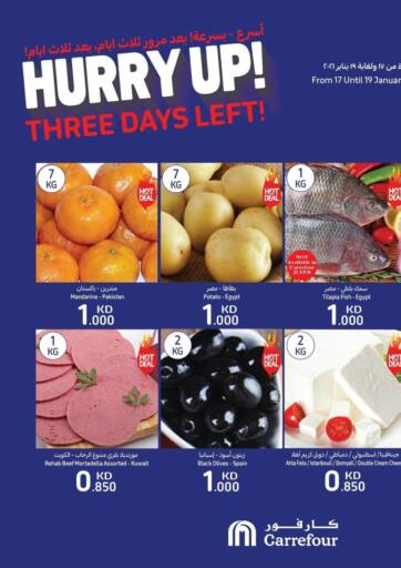 Kuwait Carrefour offers in D4D Online. Special Offer. . Till 19th January