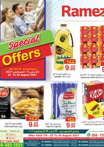 UAE - Sharjah / Ajman Aswaq Ramez offers in D4D Online. Special Offers. Special Offers Now Available At Aswaq Ramez.Get Your Products At Best Price. Offer Valid Till 24th August 2021.  Enjoy Shopping!!!. Till 24th August