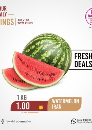 Qatar - Al-Shahaniya Rawabi Hypermarkets offers in D4D Online. Your Daily Savings. . Only On 28th July
