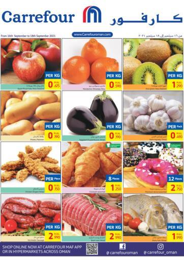 Oman - Sohar Carrefour offers in D4D Online. Weekend Offers. . Till 18th September