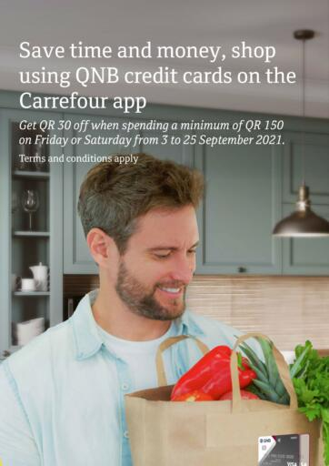 Qatar - Al Khor Carrefour offers in D4D Online. Save Time And Money. . Save Time And Money