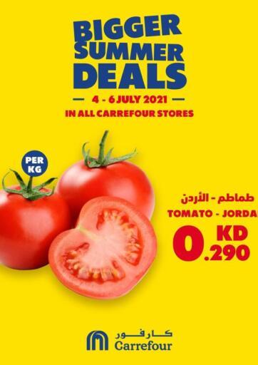 Kuwait Carrefour offers in D4D Online. Bigger Summer Deals. . Till 06th July