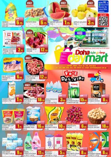 Qatar - Doha Doha Daymart offers in D4D Online. Airport Street - Weekend Offers. . Till 31st July
